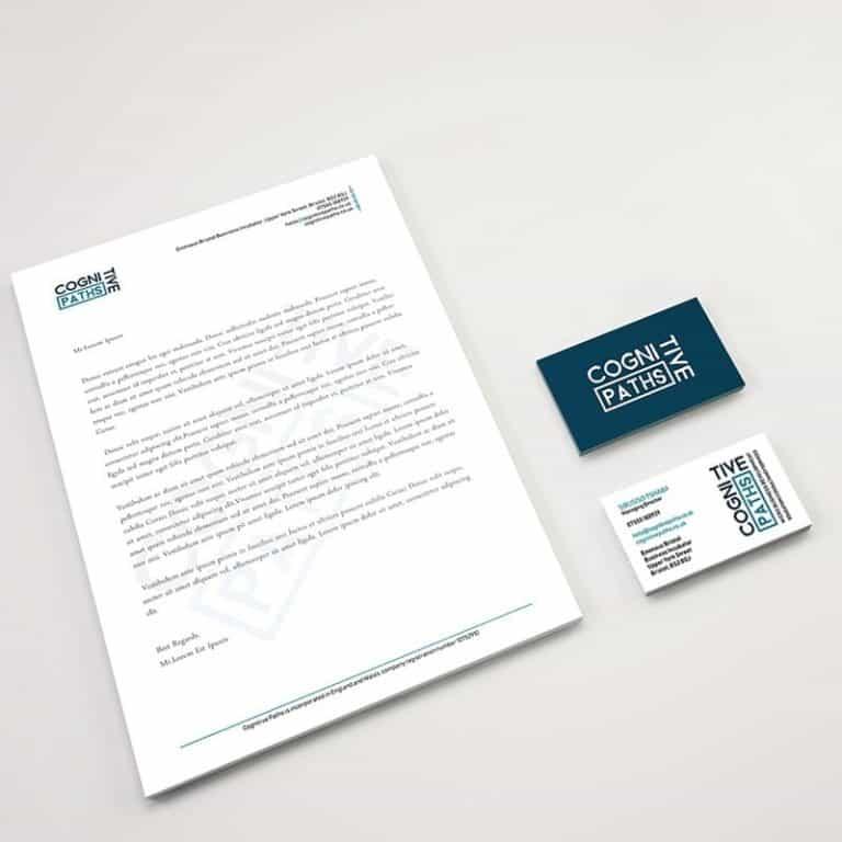 Papier firmowy oraz wizytówki